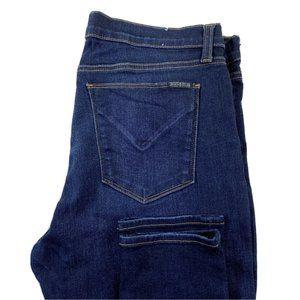 Hudson Krista Super Skinny Distressed Jeans